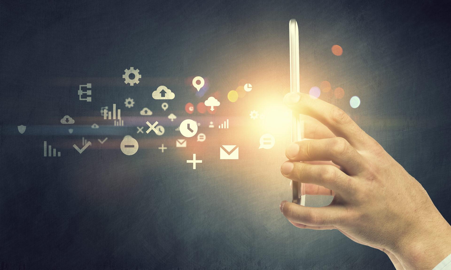 Social media and cloud computing . Mixed media