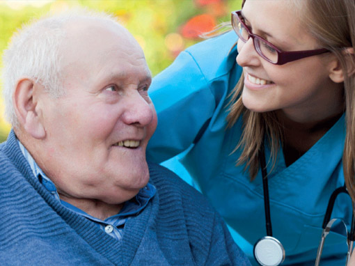 Lewis Manning Hospice - a web design client